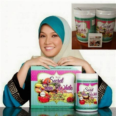 Harga Secret Satu Set secret skin kawai collagen sskw murah original miera