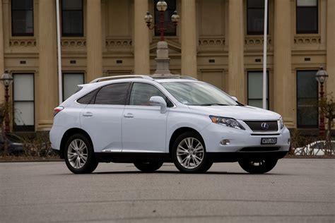Lexus Rx450h Reviews by Lexus Rx450h Review Road Test Caradvice