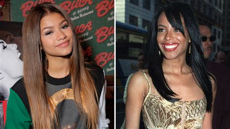 trevor jackson look alike zendaya coleman to play aaliyah in lifetime biopic