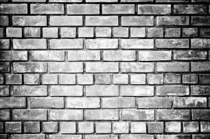 Black And White Wall Old Brick Wall Background Stock Photo 169 Kritchanut 35383733