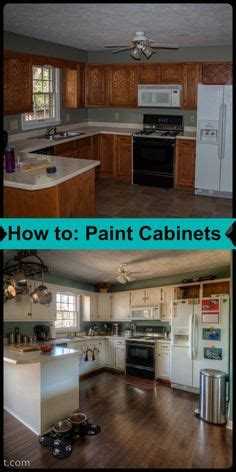 How To Paint Kitchen Cabinets In A Mobile Home Transforming Bathroom Vanity With Gel Stain Java Gel Stain See Best Ideas About Java Gel