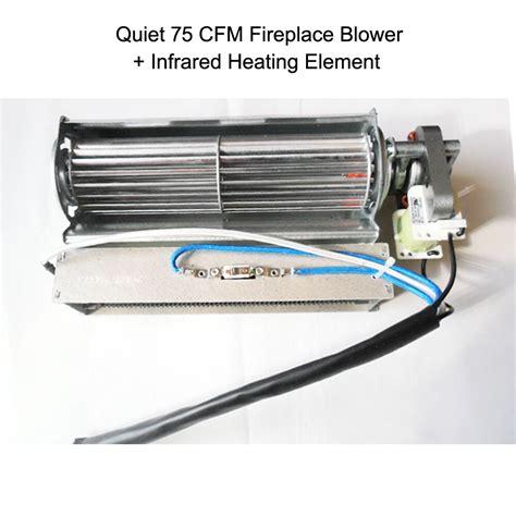 fireplace blower motor replacement heat surge electric fireplace replacement fireplace blower heating element ebay