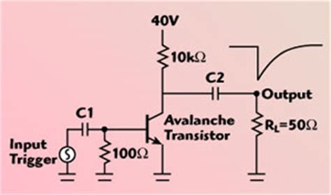 high voltage avalanche transistor avalanche transistor high voltage 28 images 11n60 datasheet pdf datasheetq schematic