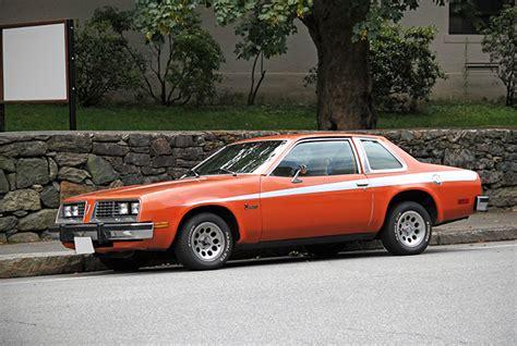 1976 pontiac sunbird auto show by auto trader 1976 pontiac sunbird information and photos momentcar