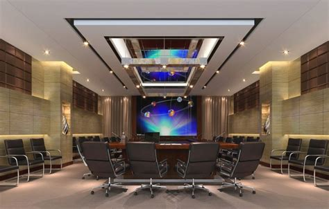 interior meeting room 3d design conference room interior 3d house