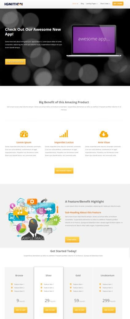 Ignition Review Thrive Themes For Marketers Legit Thrive Themes Templates