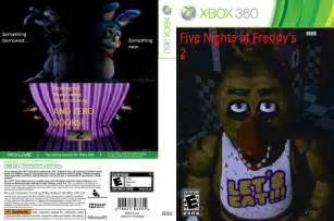 Five nights at freddy s 2 xbox 360 by sigmathehedgehog on deviantart