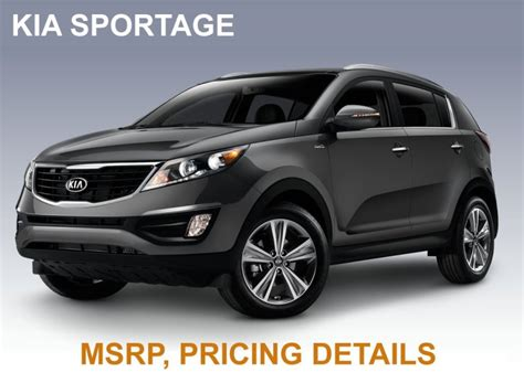 Price Of Kia Sportage 2014 Image New Kia Sportage 2014 Release And Price On Prices