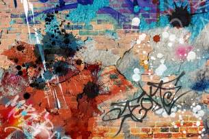 Artistic Wall Murals Grunge Graffiti Wallpaper Wall Mural Muralswallpaper Co Uk