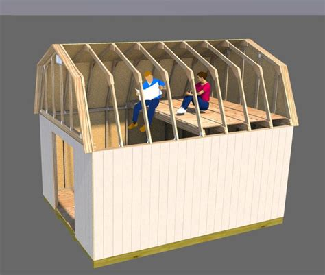 sheds  lofts images  pinterest barns