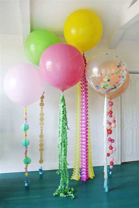Easy Last Minute Decor Balloon Ceiling by 2077 Best Ballon Decor Images On