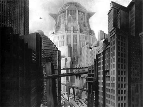 themes in metropolis film fritz lang behind the scenes with a master science
