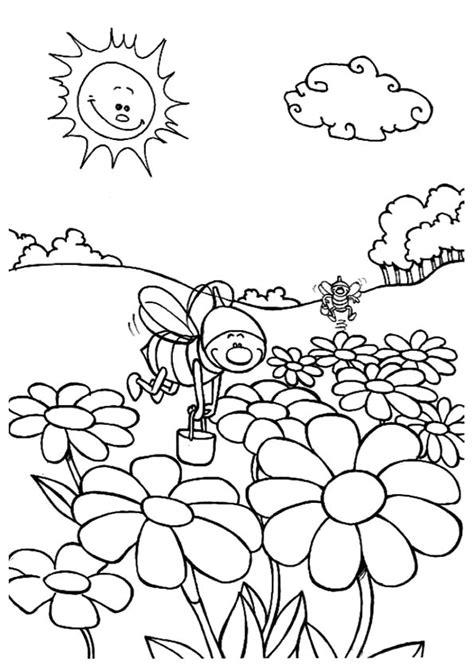 81 Coloring Pages Nature Nature Coloring Pages Nature Coloring Pages For Kindergarten