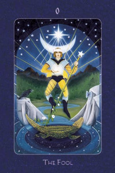 star tarot  path   discovery  cosmic