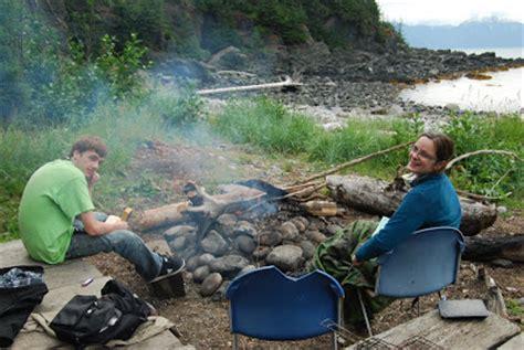 steven s alaskan adventure blue mussel cabin