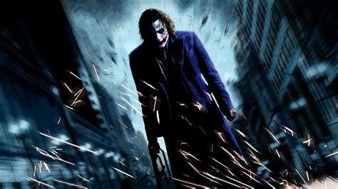 wallpaper joker batman dark knight the joker in batman the dark knight facing batman the