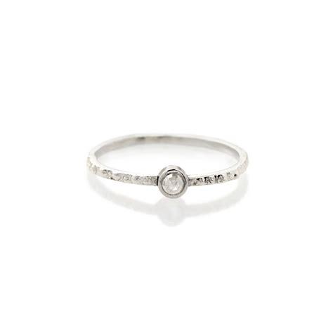 minimalist wedding rings 26 pretty minimalist engagement rings the bohemian wedding