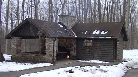 Black Cabin by Black Moshannon State Park Cabin 14