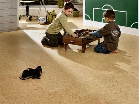 clean cork floors