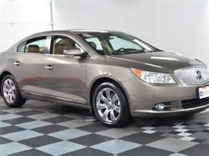 Buick Lacrosse Used 2010 Buick Lacrosse 2009 Fond Du Lac Mitula Cars