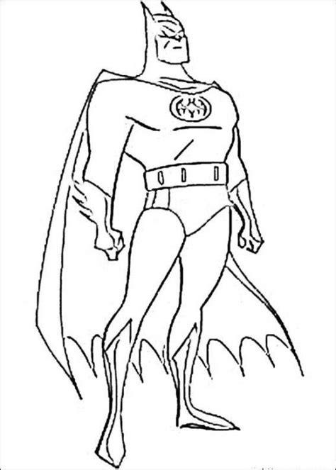 superhero coloring pages free printable free batman superhero coloring pages printable 4456cf