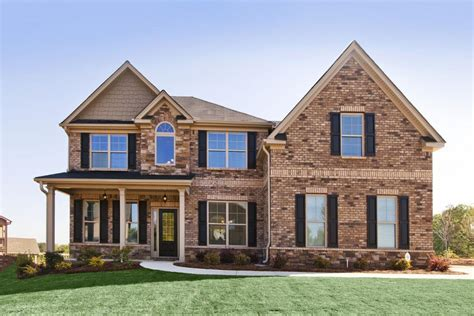Paran Homes by Richmond Place In Loganville Ga Paran Homes