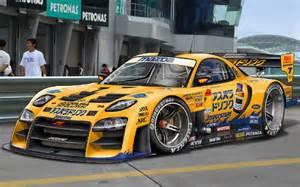 mazda rx7 race car cars wallpaper