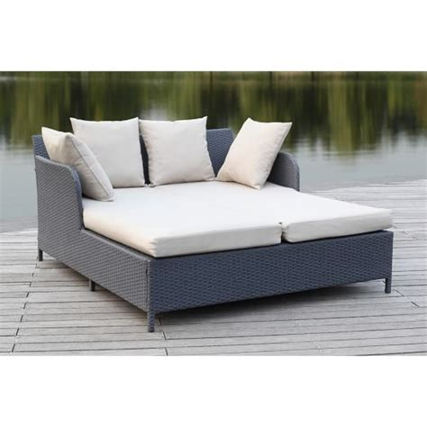 rattan daybed rattan outdoor daybed west elm