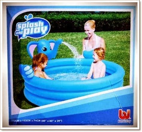 Kolam Renang Splash And Play promo bestway splash and play pancuran gajah kolam renang