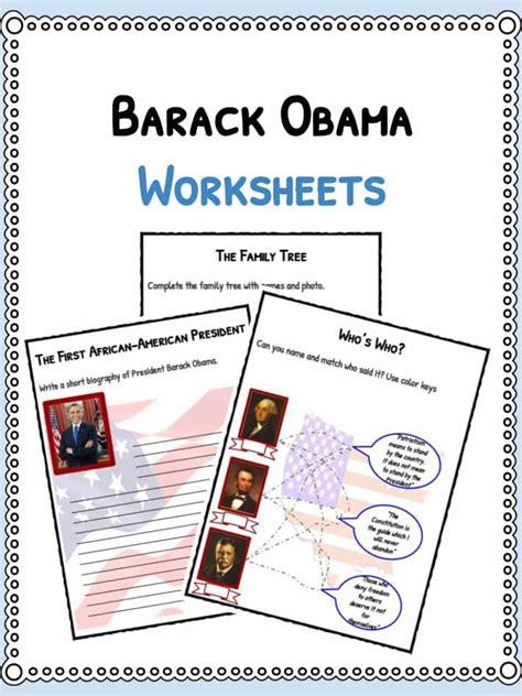 barack obama biography pdf in hindi barack obama worksheets for preschoolers barack best