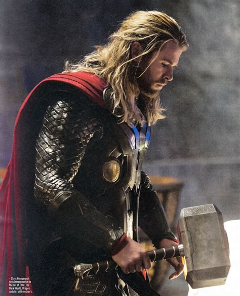 thor s new pictures of thor 2 the dark world teaser trailer