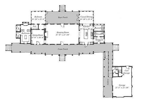 floor plans southern living idea house at fontanel southern living house plans