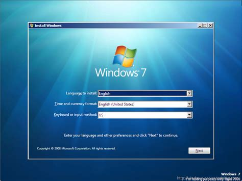 installing xp and wordpress on windows 7 how do i install a fresh copy of windows to a hard drive