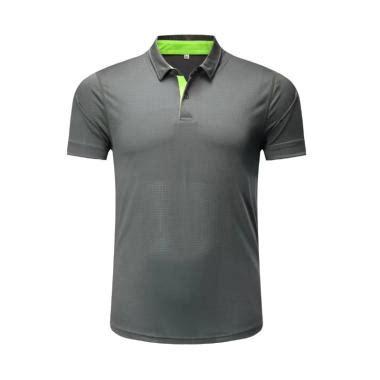 Kaos Wamita Cewek Casual Olahraga Shirt Original jual ping fu shi import polo shirt pria abu abu