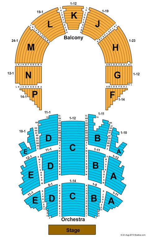 adler theater seating chart brady theater seating chart