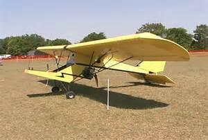 home depot aircraft an ultralight built from plans with