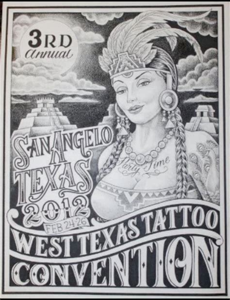 Tattoo Convention Texas | 3rd annual west texas tattoo convention senses lost