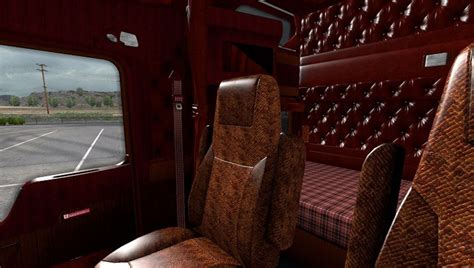 Ats Interior by Kenworth W900 Interior For Ats Ats Mod American Truck