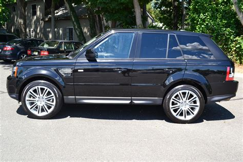 luxury land rover 2012 land rover range rover sport luxury pre owned