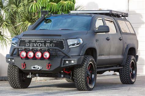 Toyota Tundra Devolro Devolro Front Bumper Line X Kit Toyota Tundra 2014 2017