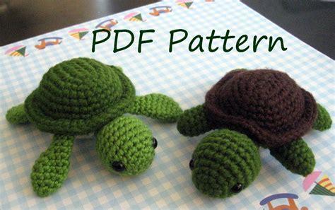 amigurumi pattern turtle turtle amigurumi crochet pattern by awkwardsoul craftsy