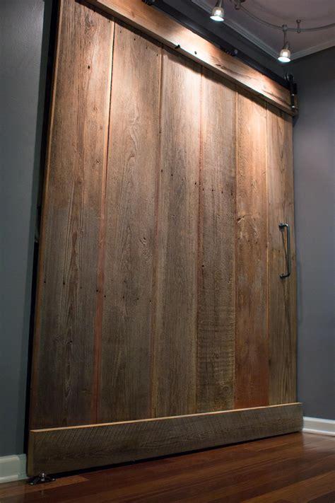 Buy A Hand Made Custom Barn Doors Made From Ks Barnwood Custom Barn Doors
