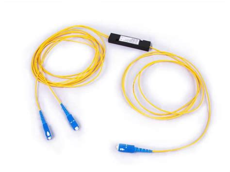 Modem Fiber Optik fomar splitter