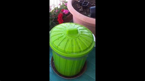 compostiera da terrazzo costruire compostiera da balcone terrazzo