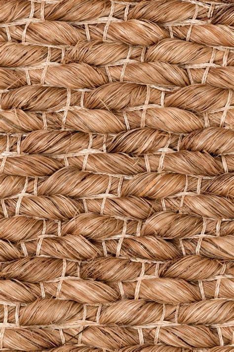 Sisal Ou Jonc De Mer 564 by Lapu Lapu Handwoven Abaca Rug In Bark Colorway By Merida