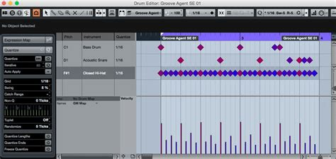 cubase drum pattern download cubase s midi drum editor