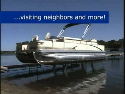 sea legs pontoon sea legs for your pontoon boat from grand rapids marine