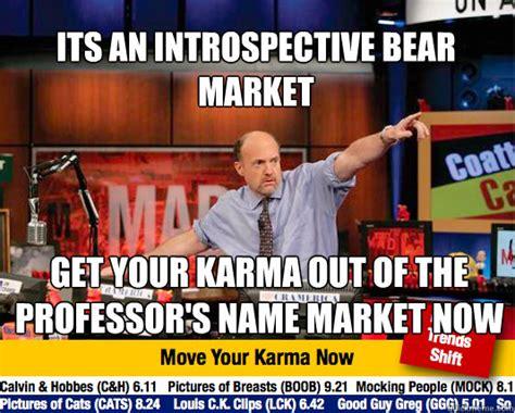 Jim Cramer Meme - mad karma with jim cramer memes quickmeme