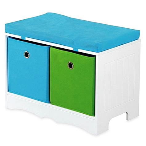 nursery storage bench baby room decor gt hds trading 2 drawer storage bench with
