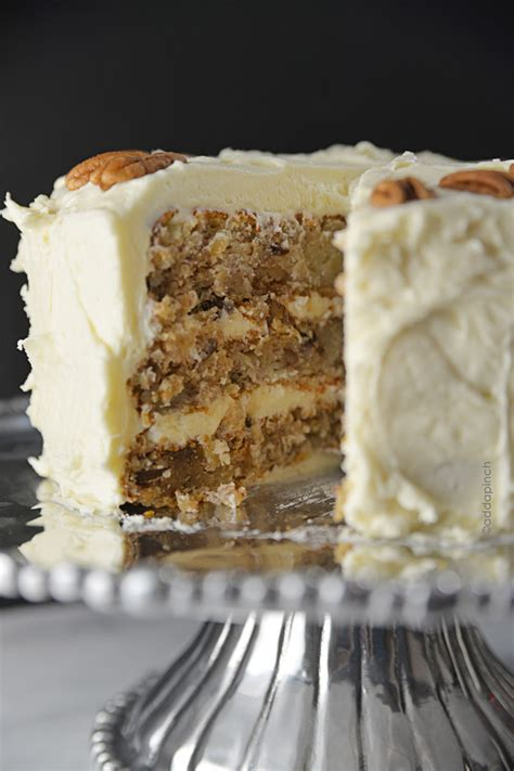 hummingbird cake recipe add a pinch